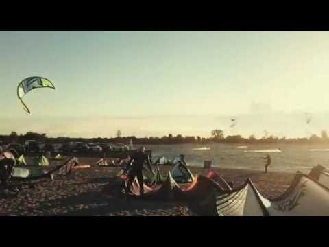 Sunset kite | Amager Strandpark