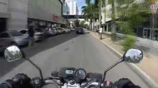 Pelas ruas de Niterói RJ.