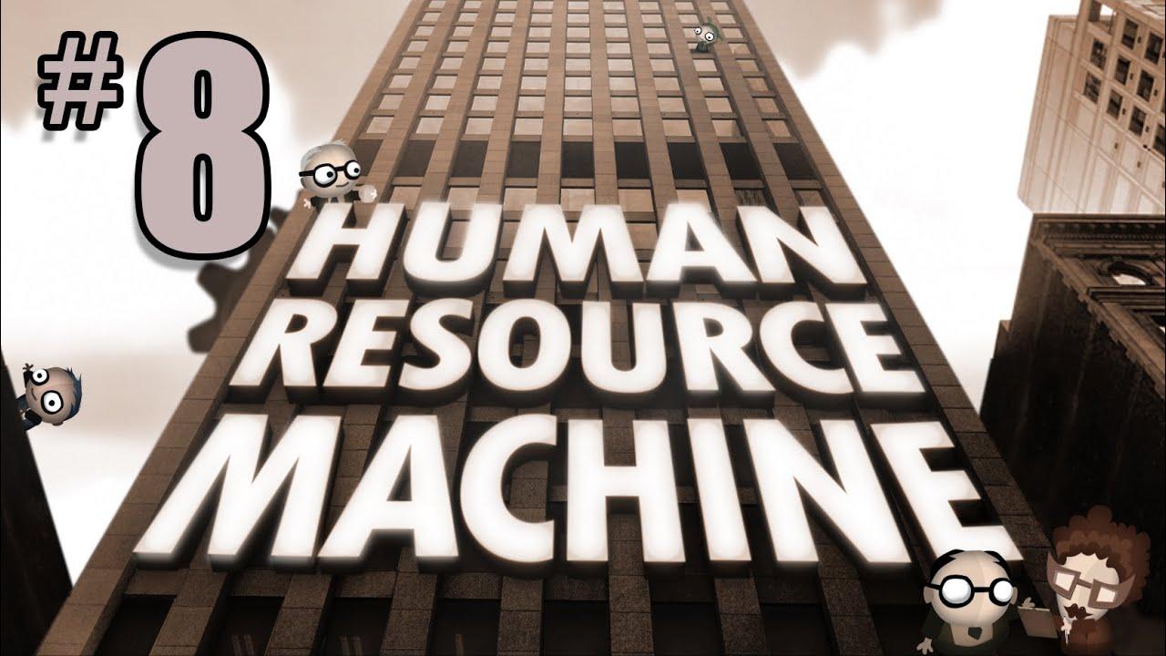human resource machine alphabetizer