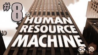 Human Resource Machine Gameplay - #8 - Alphabetizer!