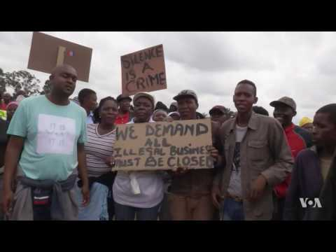 Foreigners in South Africa Say Xenophobic Attacks a Daily Danger