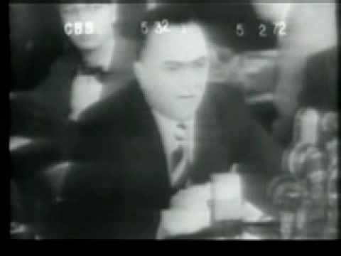 Death of J. Edgar Hoover