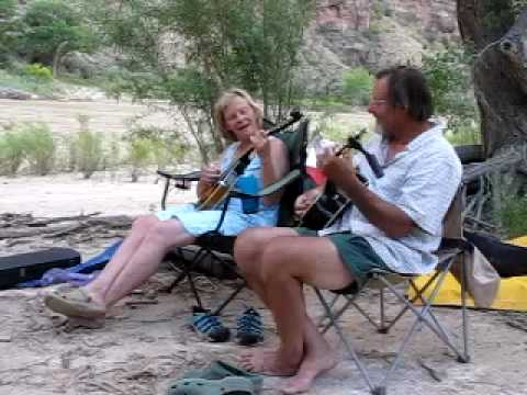 'St. Laurence River' sung by Anita /Deso Gray river trip