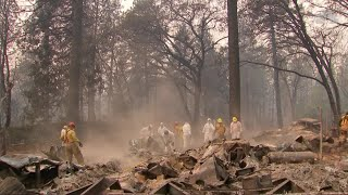 631 Missing In California Fires