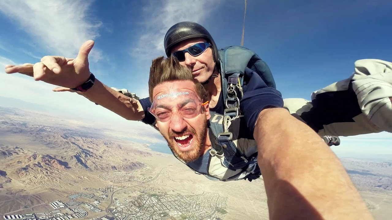 Skydive Las Vegas – Skydiving in Las Vegas