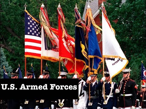 U.S. Armed Forces - 2017 - Tribute