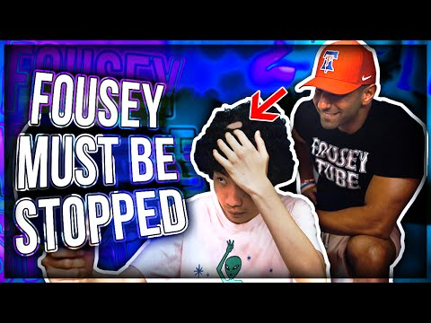 Thumbnail: FOUSEYTUBE MUST BE STOPPED!!! (R.I.P AfroGum)