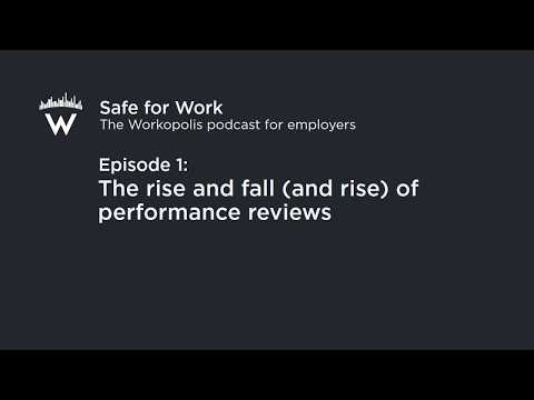 Episode 1: The rise and fall (and rise) of performance reviews