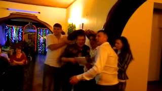 Свадьба Алчевск -песнь султанов,тамада Ирина