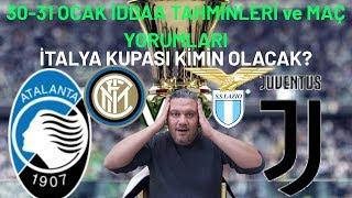 iddaabilirTV/30 - 31 ocak İddaa tahminleri/spor tahmin/free picks Video