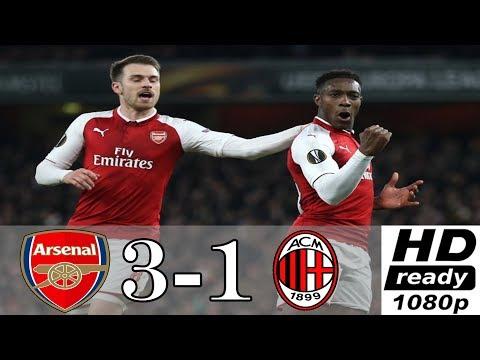 Shame on you Milan good job arsenal