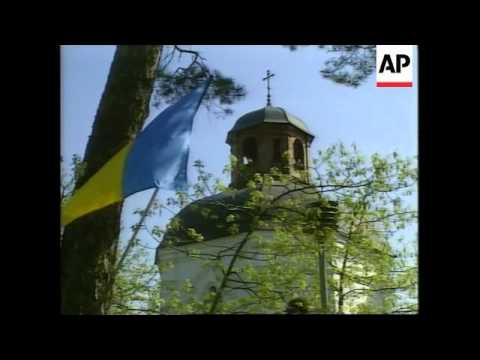 RUSSIA: CHERNOBYL NUCLEAR DISASTER REMEMBERED WRAP