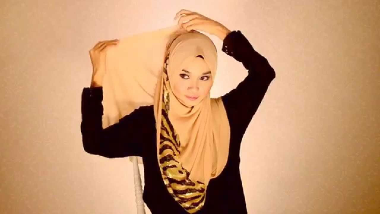 Nadya Sequin Aynaa Sequin Shawl Tutorial YouTube