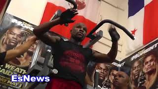 Floyd Mayweather Says Will Train MMA For Next 6 Months EsNews Boxing