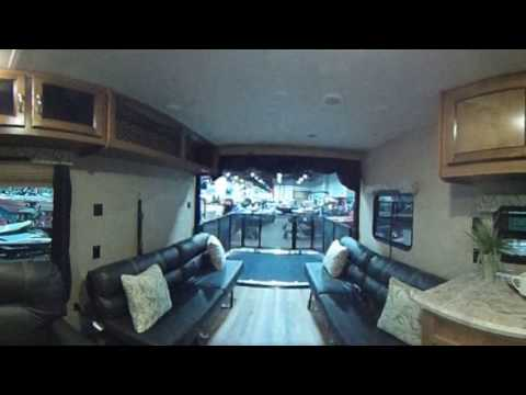 Cincinnati Travel Sports Boat Show - 360 Degree Virtual Reality Interactive Video