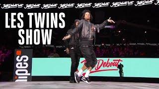 Download Video Les Twins show - Juste Debout 2018 MP3 3GP MP4
