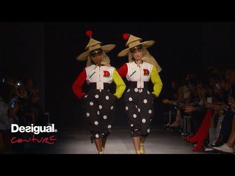 Desigual | Spring/Summer 2018 Full Fashion Show | NYFW