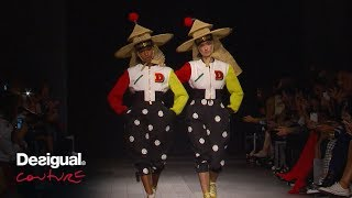 Desigual | Spring/Summer 2018 Full Fashion Show | NYFW