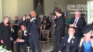 Wedding Video Stubton Hall Newark - Charlotte and Luke Part1