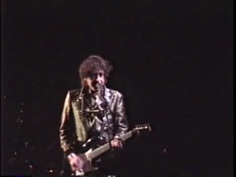 BOB DYLAN BEACON THEATRE NEW YORK CITY, NEW YORK USA OCTOBER 13, 1989