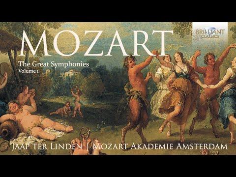 Mozart: The Great Symphonies Vol. 1