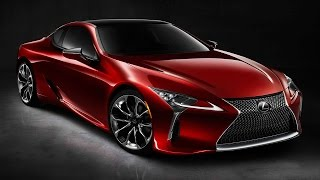 Replay: All-New Lexus LC 500 Revealed Live!