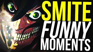 WORLD'S MOST EPIC ANIME BATTLE! - SMITE FUNNY MOMENTS