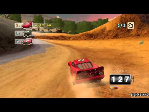Cars Mater National  Full Walkthrough Game HD