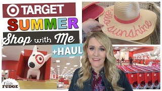 TARGET DOLLAR SPOT HAUL + SHOP with ME ||| Mother's Day & Summer 2018