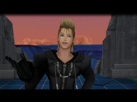 Kingdom Hearts 2 Final Mix HD 1.5 + 2.5 (PS4) ALL Demyx Scenes HD 720p