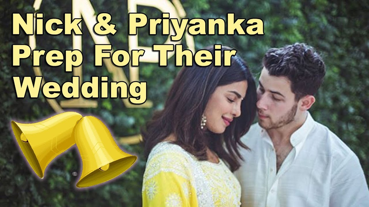 Priyanka Chopra & Nick Jonas' Engagement Celebration Photos Are Bound To Give ...