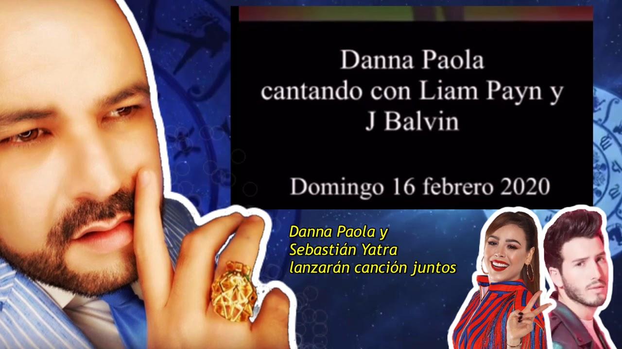Danna Paola y Sebastián Yatra lanzarán canción juntos colombiano y mexicana