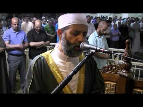( لقمان والسجدة )  صلاة التراويح  1437 �         حسن صالح       hassan saleh