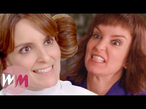 Top 10 Hilarious Liz Lemon Moments