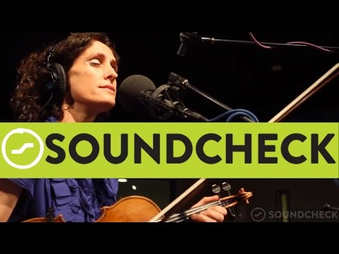 Jenny Scheinman, Bill Frisell And Brian Blade: 'Just A Child,' Live On Soundcheck