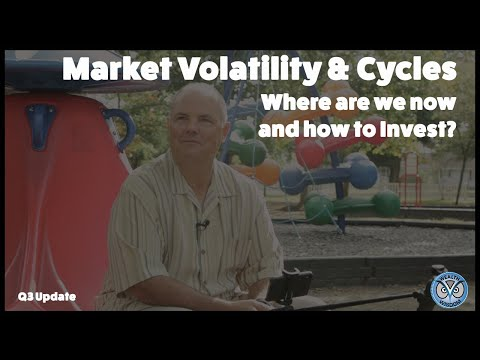 Market Volatility & Cycles. Where Are We Now? How Should You Invest Going Forward?