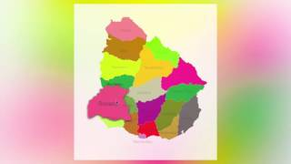 ViosMaps: Uruguay interactive map - SVG + Javascript + Snap.svg