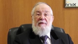 ערוץ אורות- הרב ישראל לאו- פרשת פינחס: 'מנהיג' או 'משרת'?