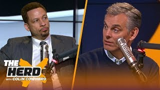 I'd be 'surprised' if KD plays Game 5, talks resting players & NBA schedule — Broussard | THE HERD