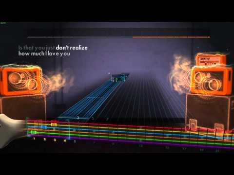 "Rocksmith 2014 Custom - ""Wonderful Tonight"" - Eric Clapton"
