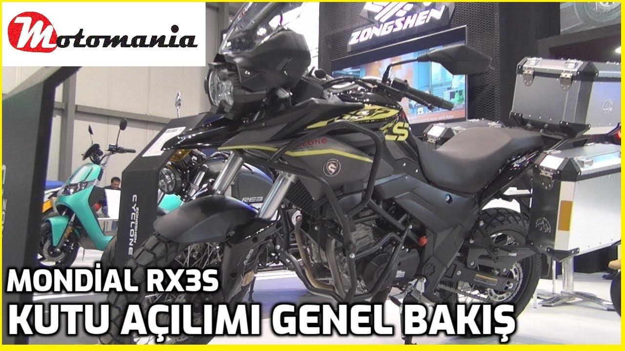 RX3S ABS GENEL BAKIŞ...