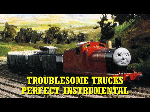 Troublesome Trucks/Foolish Freight Cars (Perfect Instrumental)