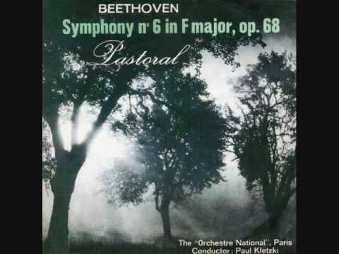 BEETHOVEN Symphony No.6 in F major, op.68 Pastoral
