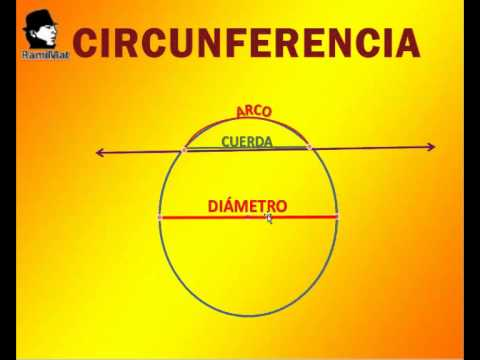 Circunferencia Lineas Notables Youtube