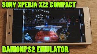 Sony Xperia XZ2 Compact - Midnight Club 3: DUB Edition Remix - DamonPS2 v3.1.2 - Test