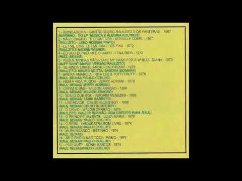 Raul Seixas - Let me sing (Deixa eu Cantar)  (1968 -73) (Composições de Raulzito) - Vol. 5