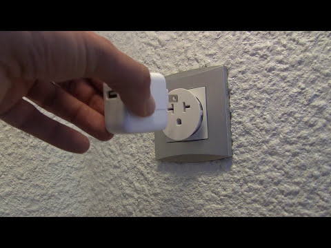French Electrical Plug Adapters