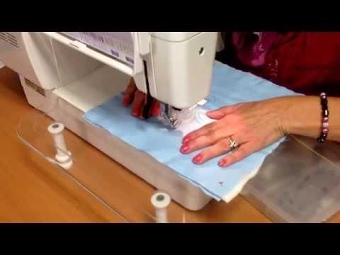 quilting on regular sewing machine