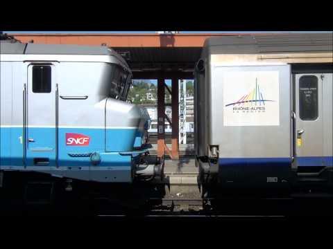 Les 22200 en action à Chambéry