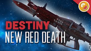DESTINY Red Death BUFF Taste My Salt PvP OP (PS4 Gameplay Commentary) Funny Gaming Montage